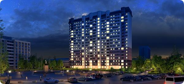 Жилой дом «Левитан» Жилой дом «Левитан» новое качество жилья