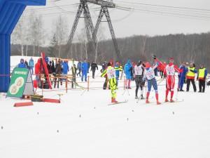 красногорск-лыжный комплекс