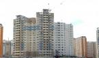 Новые дома на территории Павшинской поймы