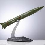 Как выглядит память о первой ракете