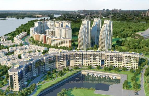Местная недвижимость Красногорска