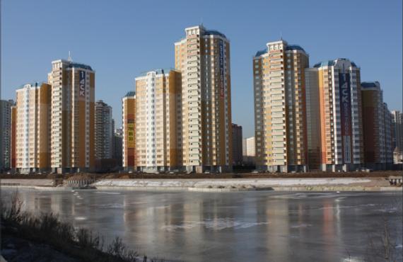 Недвижимость в Павшинской пойме