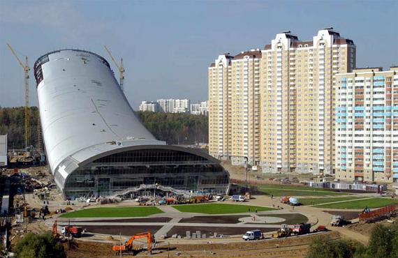 krasnogorsk Красногорск готов к приёму лыжников