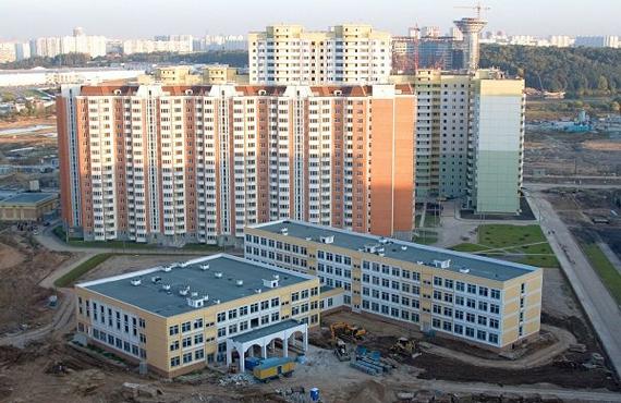 Жилой комплекс Павшинская Пойма