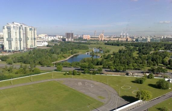 1004 Красногорск становится ближе к столице