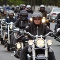 Открытие мотосезона в Красногорске