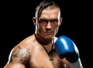 Бокс – финальный бой между Усиком и Гассиевым 2
