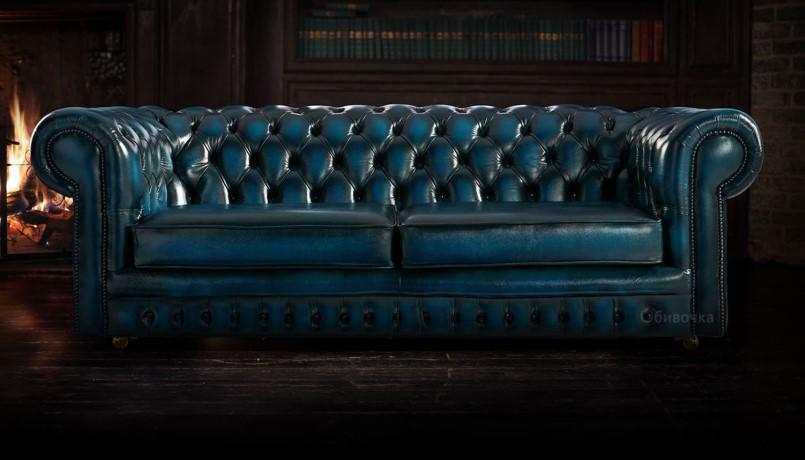 Профессиональная перетяжка диванов 2