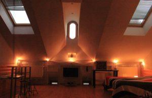 Мансардный дом: особенности строительства