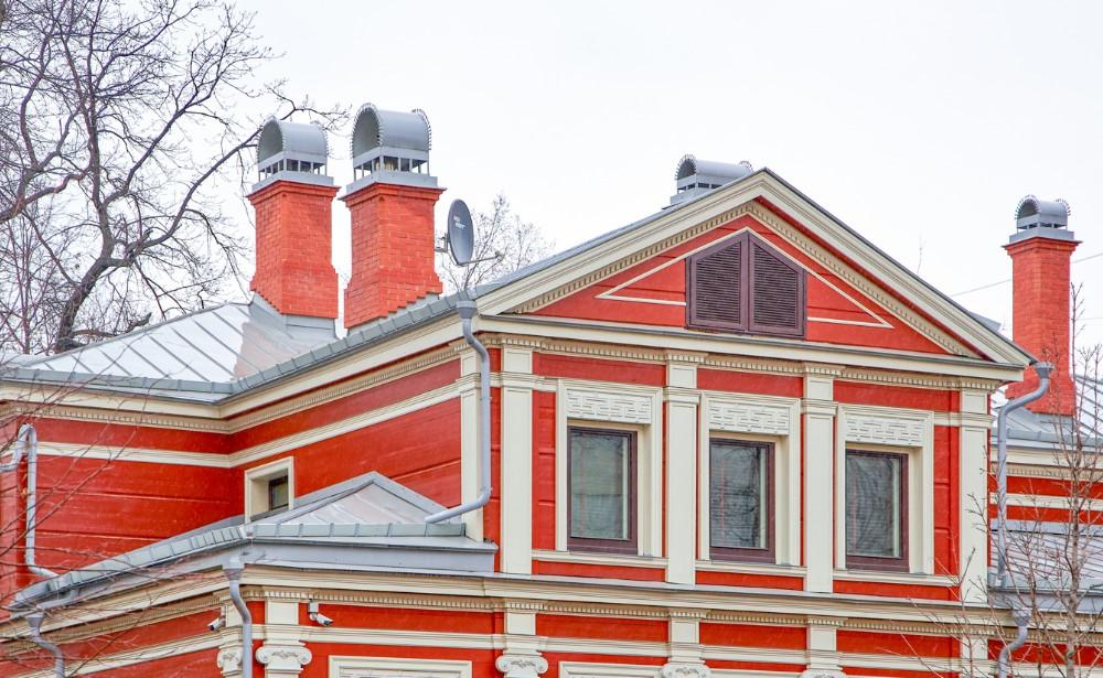 Реставрация исторических зданий в Москве - классика в современной обработке