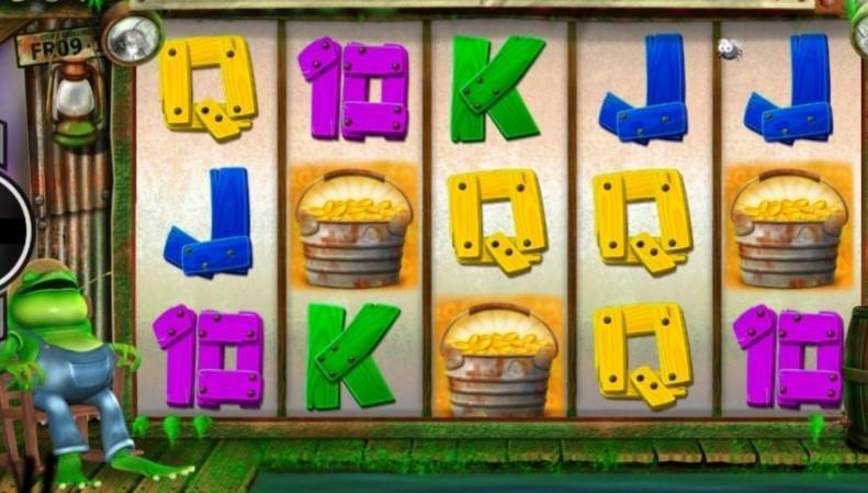 Игровой автомат Frog of Fortune