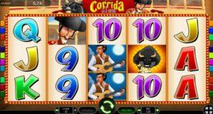 Игровой автомат Red Corrida