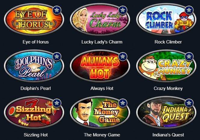 Игровое казино Колумбус