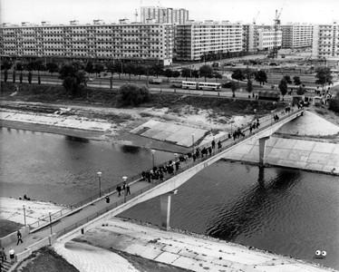 Когда осуществят строительство пешеходного моста