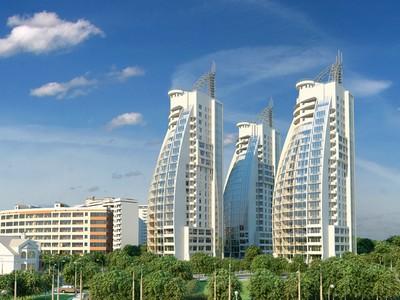 Жилой комплекс «Красногорье deluxe» – это особенные серии монолитных домов